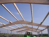 Die Dachkonstruktion...